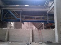 Mechanical and electrical erection of Dust collection project under execution